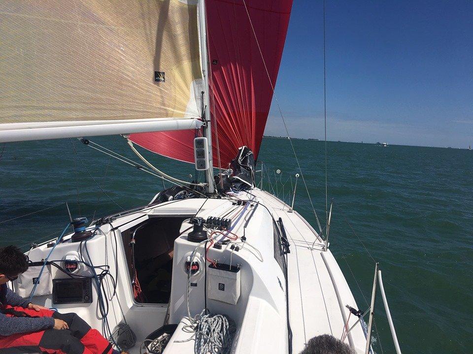 three peaks yacht race
